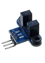 IR motor sensor, ИК оптический датчик измерения скорости