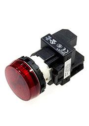 A20P-1EQM3R, контрольная лампа красная 30мм