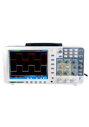 SDS8202V, осциллограф цифровой 2кан 200МГц 2Гв/с VGA