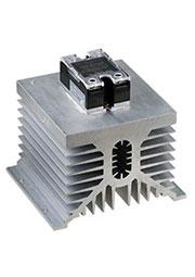 HSR-2D702R-T, реле 1Ф 70А 90-264VAC управление 4-32VDC жестк перекл р-р