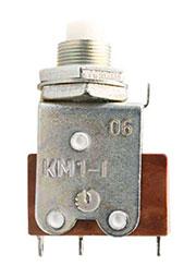 КМ1-1, микропереключатель кнопочный (ПКН6-1)(21г.)