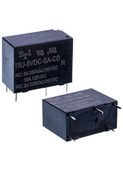 TRJ-5VDC-SA-CD-R, реле 5V/5A 250VAC