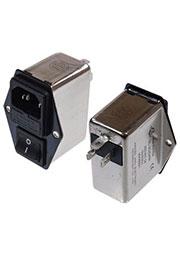 DL-3DZ2KR, сетевой фильтр 3А 250В