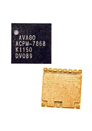 ACPM-7868, TR1   ,RF Amp Module Single Power Amp 1.91GHz 4.8V 16-Pin SM