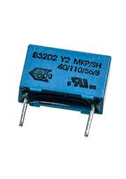 B32021A3222M, конденсатор Y2 2,2нФ 300В шаг 10мм