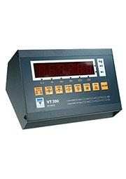 VT200-A-2000-E, VT200, LED дисплей + порт RS232, алюмин. корпус