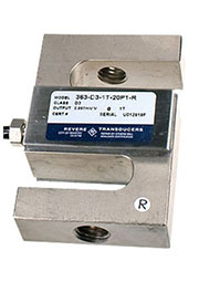 00363-001T-D3-00F, тензодатчик на 1000кг, класс точности С3, материал легированная сталь с никелевым