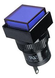 D16PLS1-000KB, индикатор светодиодный синий 24В