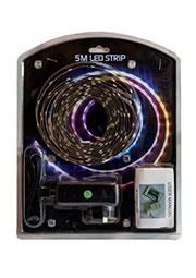 NS-5050RGB15, Светодиодная лента RGB 5 метров, 35 Вт, 12 В