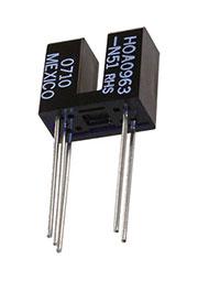 HOA0963-N51, 3.18 мм щелевой ИК оптический датчик, TTL выход, 12 В