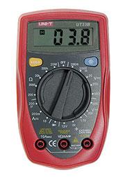UT33B, мультиметр цифровой