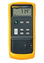 FLUKE 714B, калибратор измерителей температуры