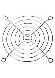 K-G09A06-4HA, решетка металлическая для вентилятора 92х92мм (аналог SM7240D)