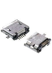 USB: MICRO USB 5S B, Разъем USB