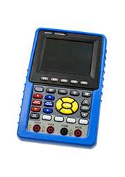 HDS1022M-I, осциллограф цифровой 2 изол. кан 20МГц 100Мв/с