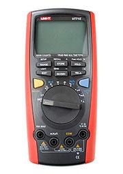 UT71E, мультиметр цифровой профессиональный True RMS + силовой адаптор 4054910