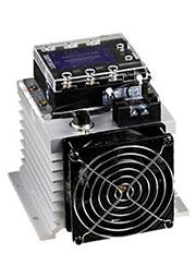 HSR-3D704R_T, реле 3Ф 70А 90-480VAC управление 4-32VDC жестк пер-е  р-р