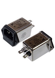 DL-3DZ2R, сетевой фильтр  3А,250В