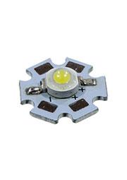 ARPL-STAR-3W-BCX45WHITE, светодиод SMD белый 3Вт