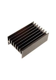 HS 107-50, радиатор алюминиевый  50x33x16