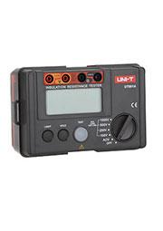 UT501A, измеритель сопротивления изоляции до 1000В