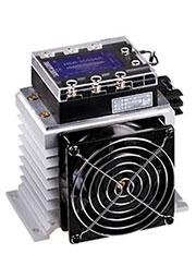 HSR-3D504R_T, реле 3Ф 50А 90-480VAC управление 4-32VDC жестк пер-е р-р
