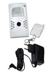 DVR-III, домашний видеорегистратор с датчиком движения и записью на SD карту