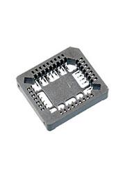 PLCC-32, SMD панелька для микросхем