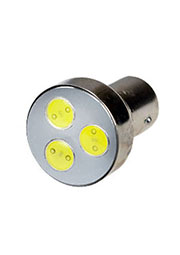 ARL-T25 1157 3-POWER WHITE, Автолампа белая LED(12V, BAY15d)