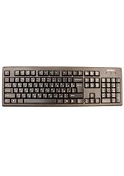 A4 KR83B-USB, клавиатура, черная, закругленные клавиши