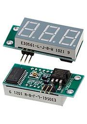 SVH0001G-10, вольтметр 0..9,99В, зеленый индикатор