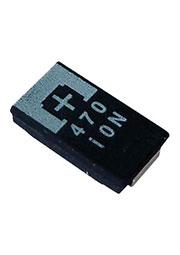 16TQC10M, Танталовые конденсаторы - полимерные, для поверхностного монтажа 16В 10мкф ESR 100мОм