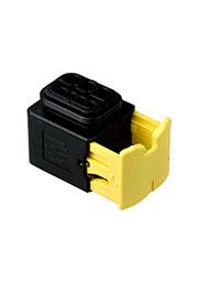 1-1418480-1, корпус розетки HDSCS 7 конт.(тип MCP1.5/2.8)