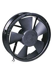 G22060HA2BL, вентилятор 220В 220х220х60мм подшипник качения провода