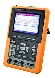 HDS1022M-N, осциллограф цифровой 2кан 20МГц 100Мв/с