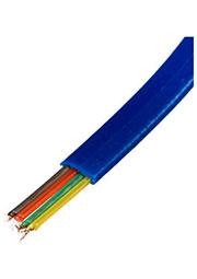 ШТЛП-4 CU СИНИЙ БУХТА 100М, ШТЛП-4, телеф. кабель 4 жилы, Cu ,синий, бухта 100м