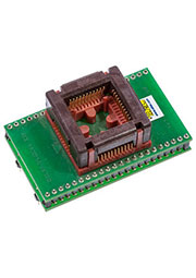 CONV DIL44/PLCC44 ZIF, универсальный адаптер
