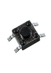 IT-1109S-160G-G, кнопка тактовая 4.5х4.5 SMD h=3.8мм