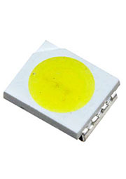 FM-T3528WNS-460T, ЧИП светодиод 3528 PLCC белый 110гр. 8Лм 460нм