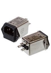 DL-10DZ2R, сетевой фильтр 10А 250В