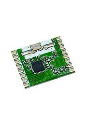 RFM67W-868S2, передатчик 868МГц FSK/GFSK/MSK/GMSK/OOK SPI