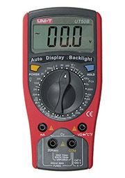 UT50B, мультиметр цифровой