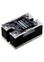 HSR-2D102R, реле 1Ф 10А 90-264VAC управление 4-32VDC жестк перекл