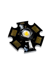 ARPL-STAR-1W, светодиод SMD белый теплый 40-50Лм 1Вт 120гр