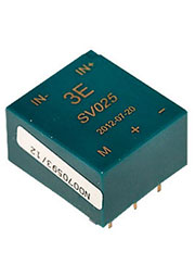 SV025-10, датч напряжения 10-1200В 10мА 3,3кВ -25/+85гр =LV25P/SP3