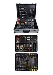 GTK-5000, набор инструментов слесарный (119 предметов)