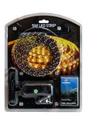 NS-3528CW30, Светододная лента и драйвер, Холодное свечение, 5 м, 20Вт