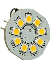AR-G4BP-9E23-12V  WATMWHITE, Лампа G4  таблетка, Светодиоды smd 2835