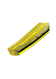 SCT-25-4.00, акуст.кабель 2х4.00мм кв.c басжилой,луж.,желт-прозр.,100м