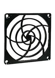K-PG09J-4PA, решетка пласт.для вентилятора 92х92мм